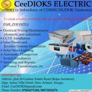 CeeDIOKS ELECTRIC_img