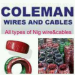 Supplies of all kinds electrical materials