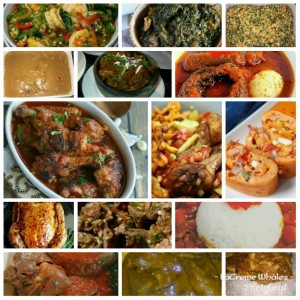Bowl variety in of soups