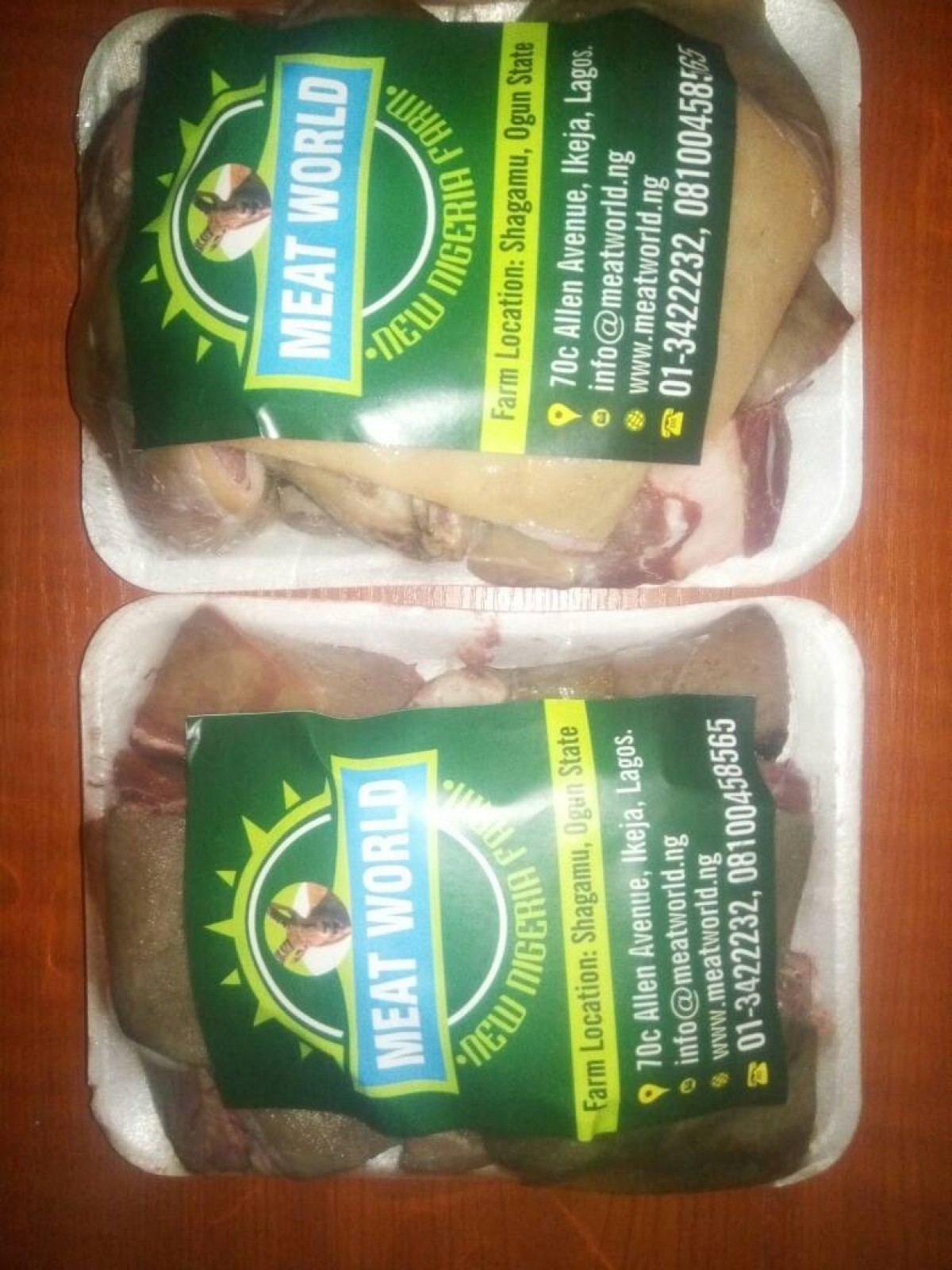 Goat Meat image