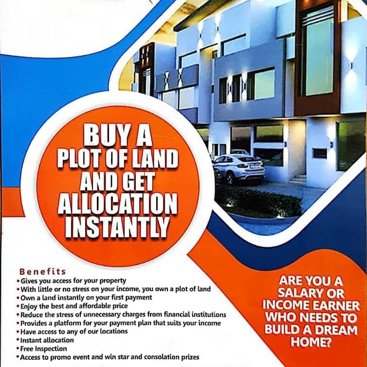 affordable lands in  Lagos ogun Ibadan etc image