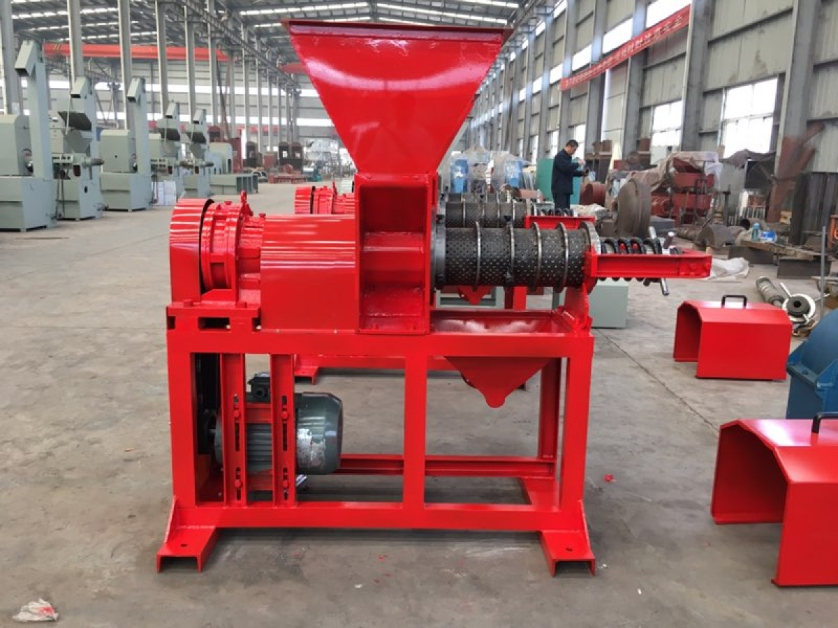 Palm Oil Press Machine image