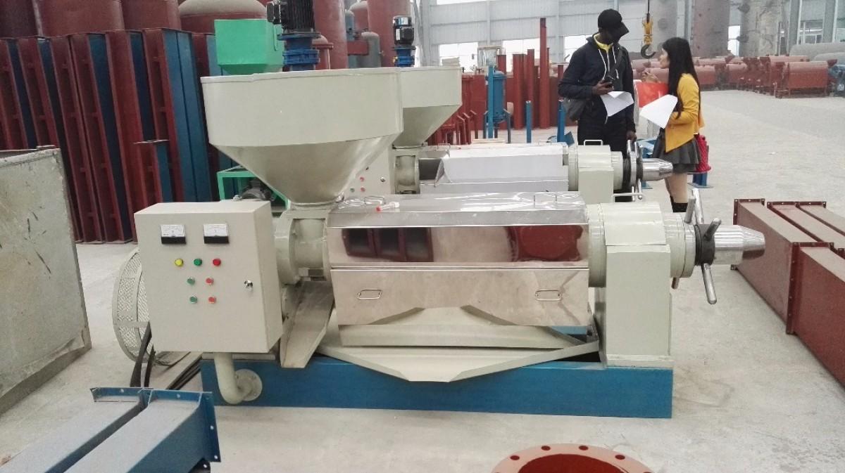 Packaging machine image