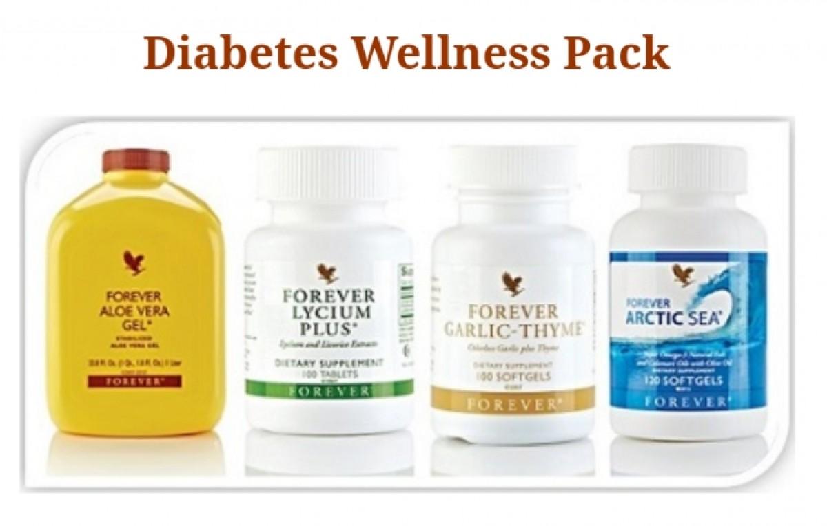 Diabetes Health Wellness Pack image