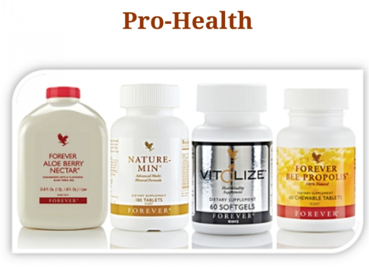 Pro Health Healing For Enlarged Prostrate image