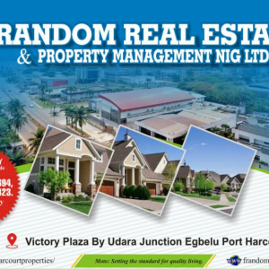 Frandom Real Estate  Property Management Nig Ltd