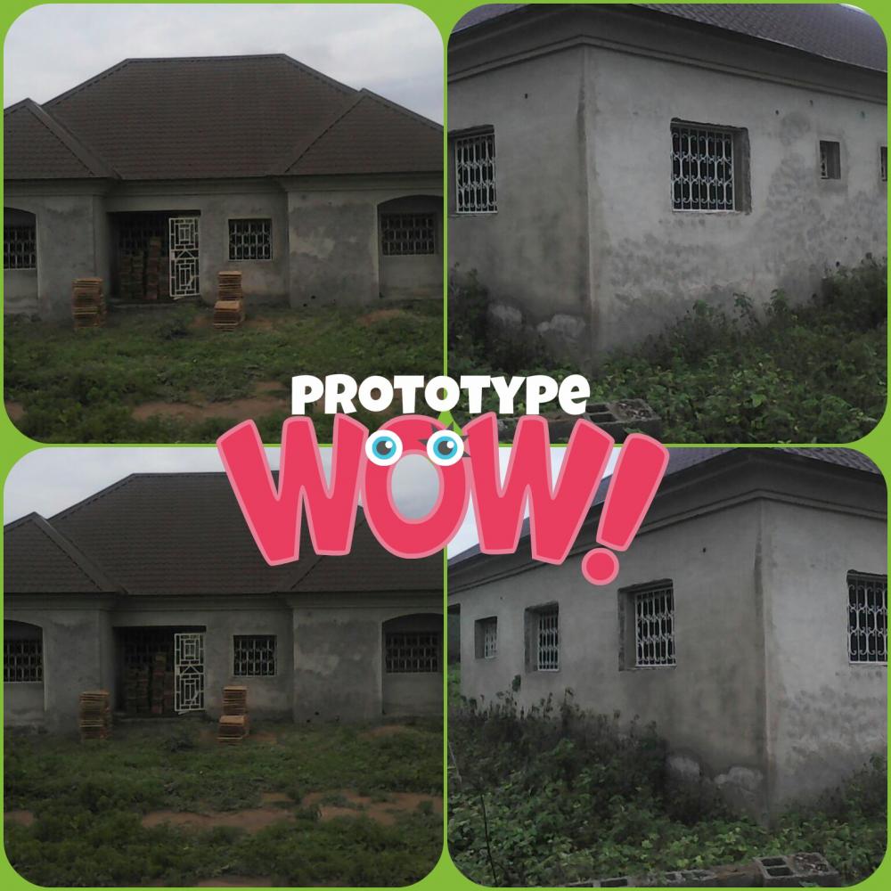 500sqm plot in dominion Estate Karshi Abuja image